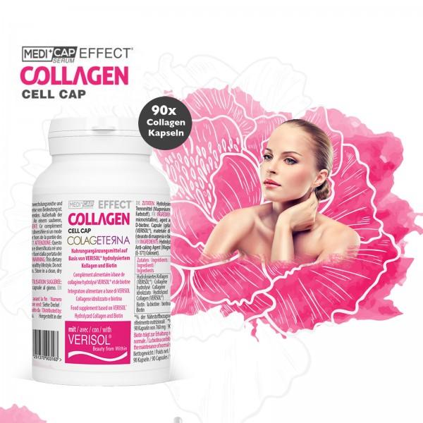 MediCap Effect Collagen Cell Cap - 90 Collagen Kapseln